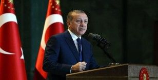 Cumhurbaşkanı Erdoğan, Ankara Geleneksel Sporlar Tesisinin açılışına katıldı