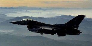 Irak'ın kuzeyindeki Gara bölgesinde 8 PKK'lı terörist etkisiz hale getirildi