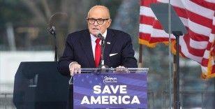 New York Barosu Trump'ın avukatı Giuliani'nin üyeliğinin iptali için soruşturma başlattı