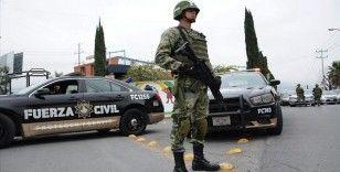 Meksika'da silahlı çatışma: 10 ölü
