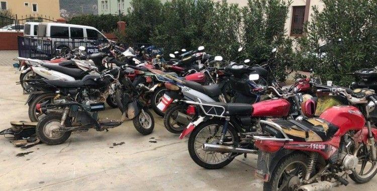 Fethiye'de emniyet hırsızların peşini bırakmadı