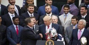 New England Patriots'un koçu Belichick, Trump'ın vereceği Başkanlık Özgürlük Nişanı'nı kabul etmedi