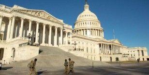 Washington DC'de Biden'ın yemin törenine sayılı günler kala çalışmalar devam ediyor