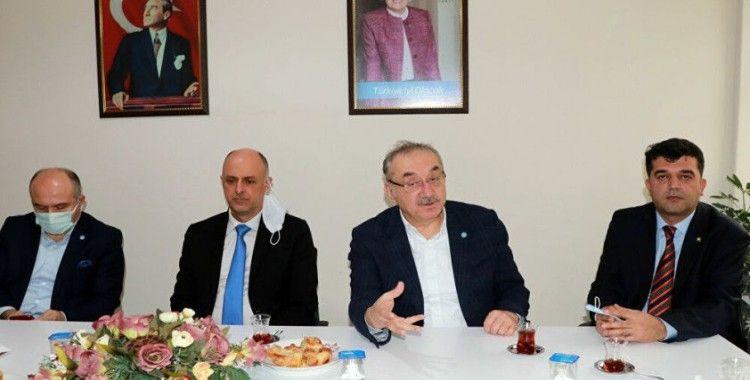 İYİ Partili Tatlıoğlu: Bizim 'CHP ile Türkiye'yi birlikte yönetelim' iddiamız yok