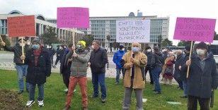 Eyüpsultan Yeşilpınarlı vatandaşlardan İBB'ye kentsel dönüşüm tepkisi