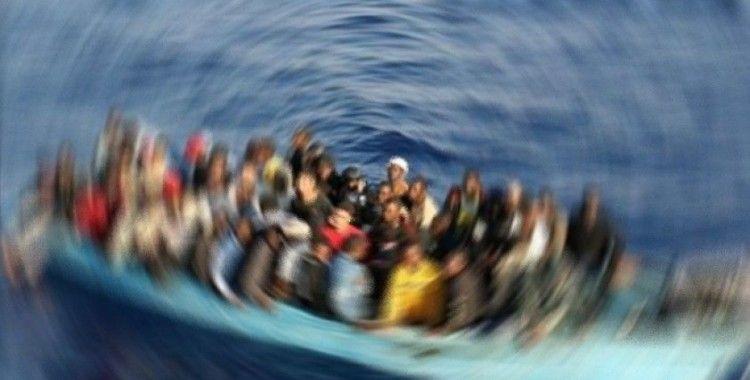 Tatvan'da 39 düzensiz göçmen yakalandı