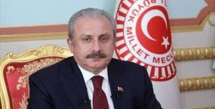 TBMM Başkanı Şentop, KKTC'nin Kurucu Cumhurbaşkanı Rauf Denktaş'ı andı