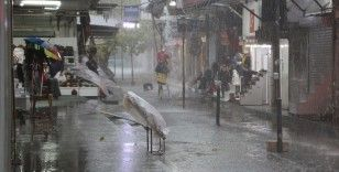 Kuzeyden gelen soğuk hava dalgası Antalya'yı etkisi altına alıyor