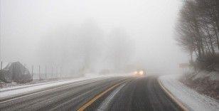 Meteorolojiden Marmara Bölgesi için kar uyarısı