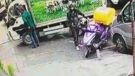 İstanbul'da cep telefonu hırsızı yarım saat sonra yakalandı