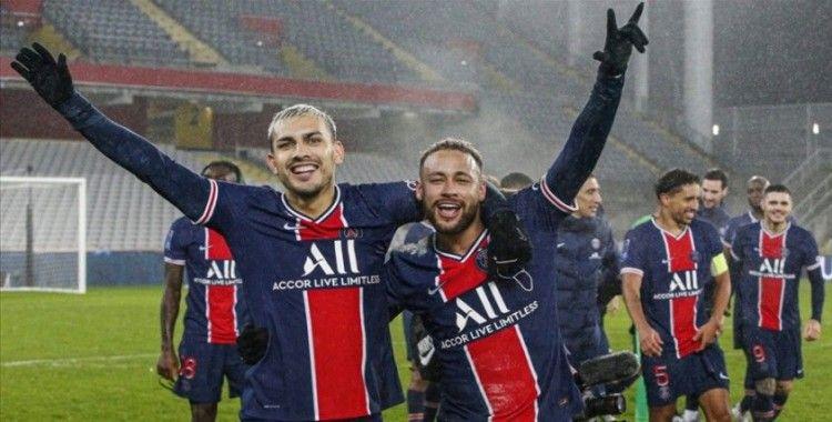 PSG, Marsilya'yı yenerek Fransa Süper Kupası'nı kazandı