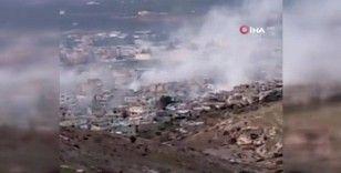 Suriye'de Esad güçlerinden topçu saldırısı: 2 ölü, 5 yaralı