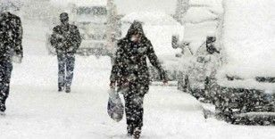 Maltepe'de kar alarmı