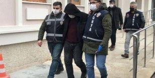 Konya'da kayınpederi ve bacağını öldüren zanlı tutuklandı