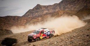 Dakar Rallisi'nde 11. etapta Red Bull sporcuları zirvede