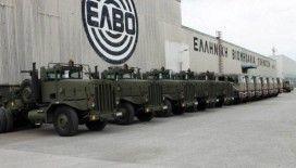 Yunanistan, en büyük askeri araç üreticisini İsrail'e sattı