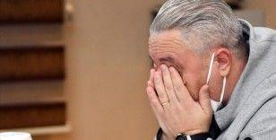 Teknik direktör Sumudica'dan Gaziantep FK'ye gözyaşlarıyla veda