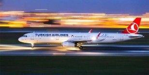 THY, uçuş trafiğiyle 13 Ocak'ta Avrupa'nın zirvesinde yer aldı