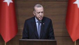 Cumhurbaşkanı Erdoğan: Toplumların asıl zenginliği medeniyete yaptıkları katkıyla ölçülür