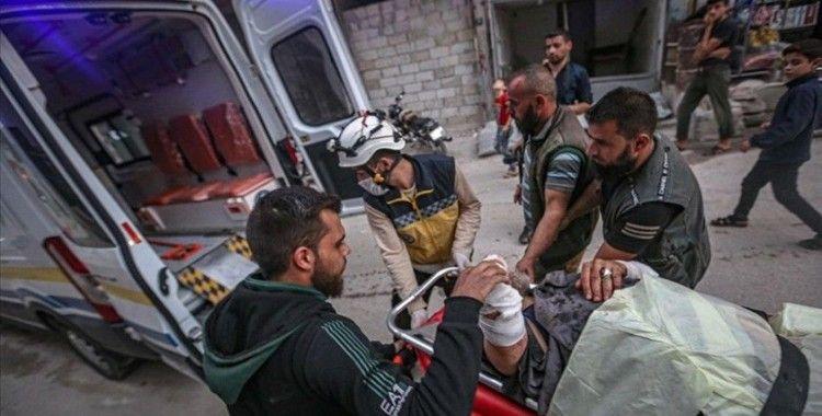 Suriye muhalefetinden, Esed rejimi ve Rusya'nın İdlib'deki saldırılarına tepki