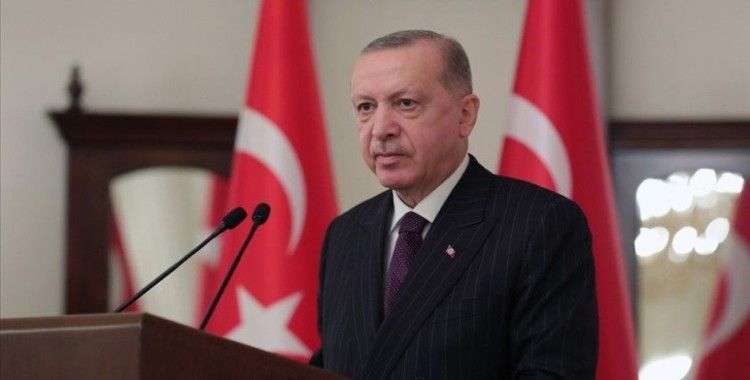 Cumhurbaşkanı Erdoğan Telegram'dan bugünkü mesaisini paylaştı