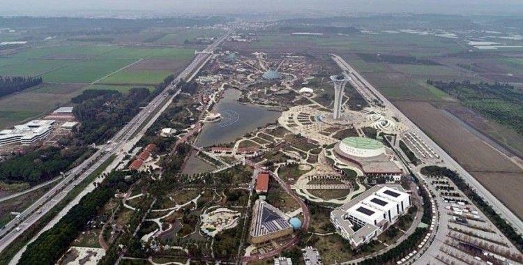 Antalya'da aksiyon filmlerinin yıldızı Jason Statham heyecanı