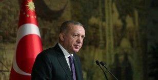 Cumhurbaşkanı Erdoğan: Türkiye olarak ticari diplomasi alanında yeni bir sıçramaya ihtiyaç duyuyoruz