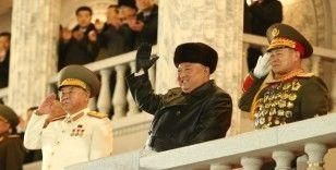 Biden'ın yemin töreni öncesi Kuzey Kore'den gövde gösterisi