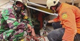 Endonezya'daki depremde ölü sayısı 35'e yükseldi