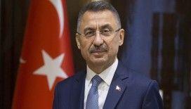 Cumhurbaşkanı Yardımcısı Oktay, Dr. Fazıl Küçük'ü andı