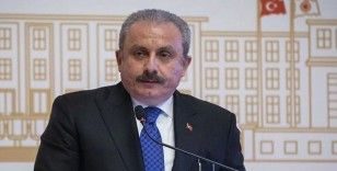 TBMM Başkanı Şentop'tan Kazakistan Meclis Başkanı Nigmatulin'a tebrik telefonu