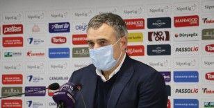 Ersun Yanal: 'Hedefimize yaklaşmaya devam ediyoruz'