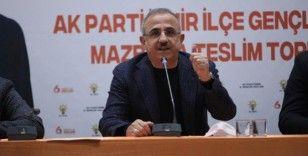 AK Parti İzmir'den aşı iddialarına yanıt