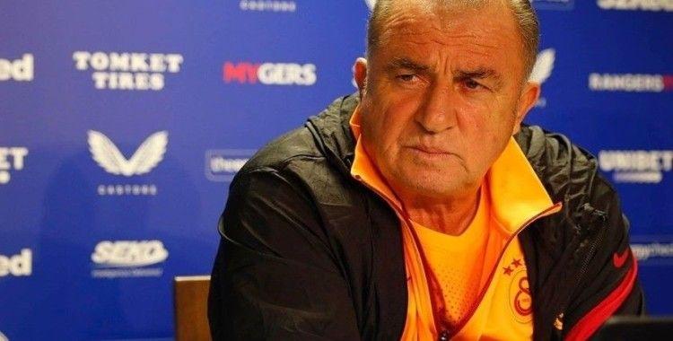 Fatih Terim: 'Transfer olmasa da elimizdeki arkadaşlarla hepsini kazanmaya devam edeceğiz'