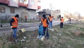 Mahallelere bakım ve temizlik