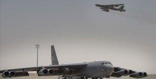 ABD'nin iki bombardıman uçağı İsrail hava sahasından Basra Körfezi'ne geçti