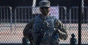 FBI 'içeriden saldırı' ihtimaline karşı Washington'daki tüm Ulusal Muhafızları güvenlik taramasından geçiriyor