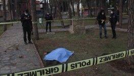 Çocuk parkında cinayet