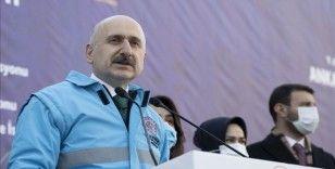 AKM-Gar-Kızılay Metro Hattı'nın Kızılay kesiminde kazı çalışması başlatıldı