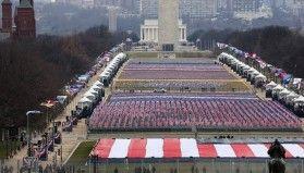 Biden, 25 bin Ulusal Muhafızın gölgesinde Başkanlık yemini etti