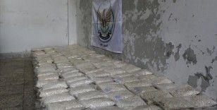 YPG/PKK işgalindeki Münbiç'ten Bab'a sokulmaya çalışılan bir milyon uyuşturucu hap ele geçirildi