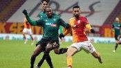 Galatasaray, Denizlispor'u 6-1 mağlup etti