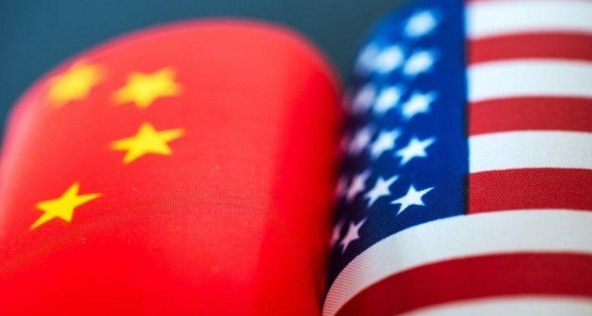 Çin'den 28 ABD'li üst düzey yetkiliye yaptırım kararı
