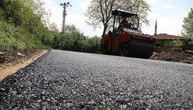 Ordu'da asfalt üretiminden 8 ayda 3,5 milyon liralık tasarruf