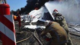 Ukrayna'da bir huzurevinde çıkan yangında 13 kişi öldü