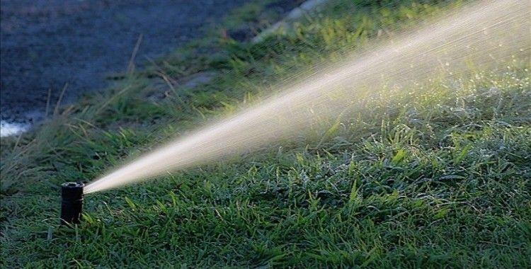 Su tasarrufu için park ve bahçe sulamasında 'gri su' kullanılması önerisi