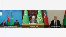 Azerbaycan ve Türkmenistan Hazar'daki 'Dostluk' petrol yatağının ortak işletilmesi konusunda anlaştı