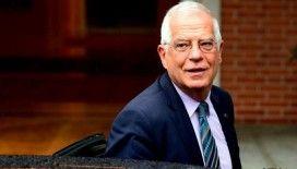 AB Dış İlişkiler Yüksek Temsilcisi Borrell: Türkiye ve AB'de daha iyi bir atmosfer mevcut durumda