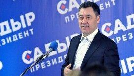 Kırgızistan'da Caparov'un cumhurbaşkanı ilan edilmesinin ardından hükümet düştü