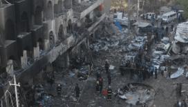 Bağdat'ta patlamada ölenlerin sayısı 32'ye yükseldi